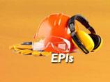 Equipamentos de EPIs